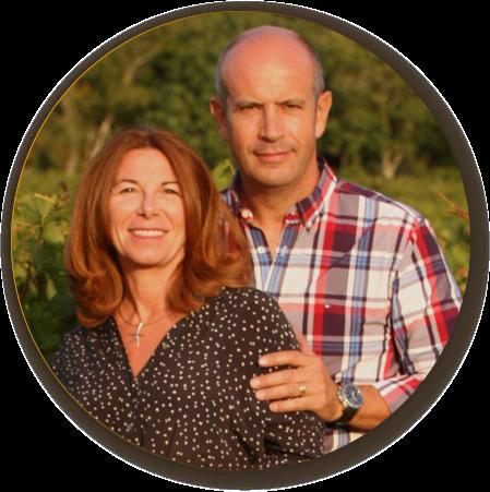 Nathalie et Gérard Opérie