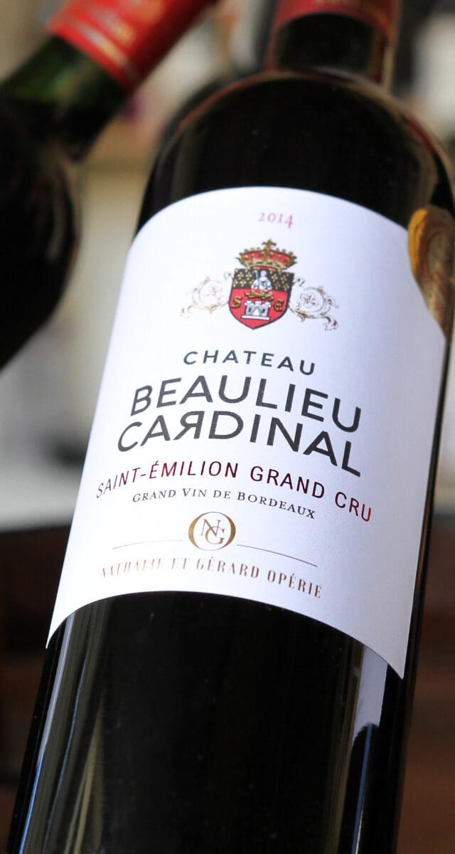 Opérie - Chateau Beaulieu Cardinal