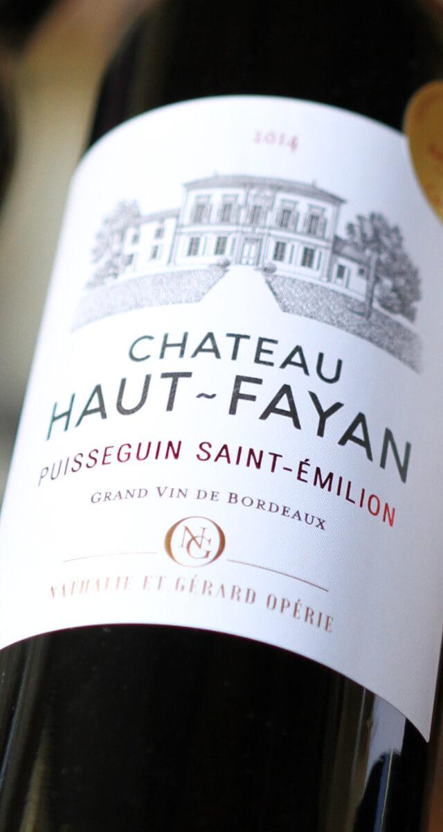 Opérie - Chateau Haut-Fayan